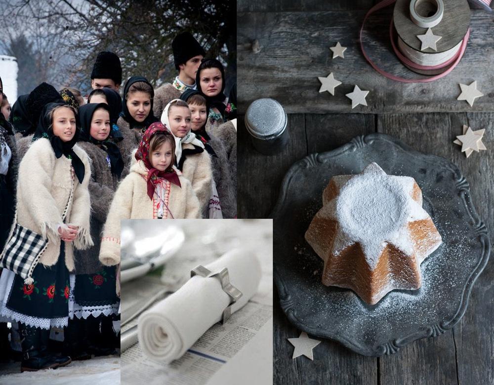 image Maramures  Diana Chereches  - napkinring via  La Maison d'Anna G.  - image and recipe on  Con le mani in pasta