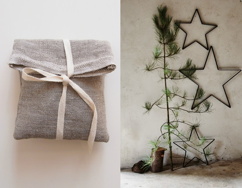 little bag lacasita-alessandrataccia - Christmas stars Couleur Local
