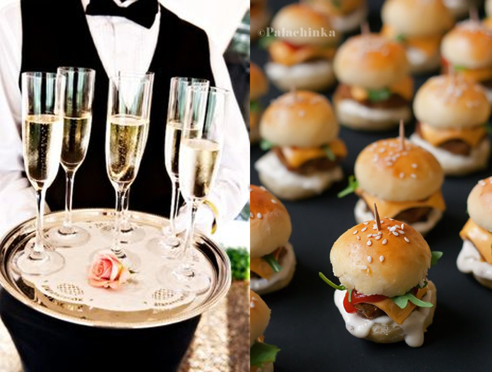 butler service  Pinterest  - finger food  Paybuzz