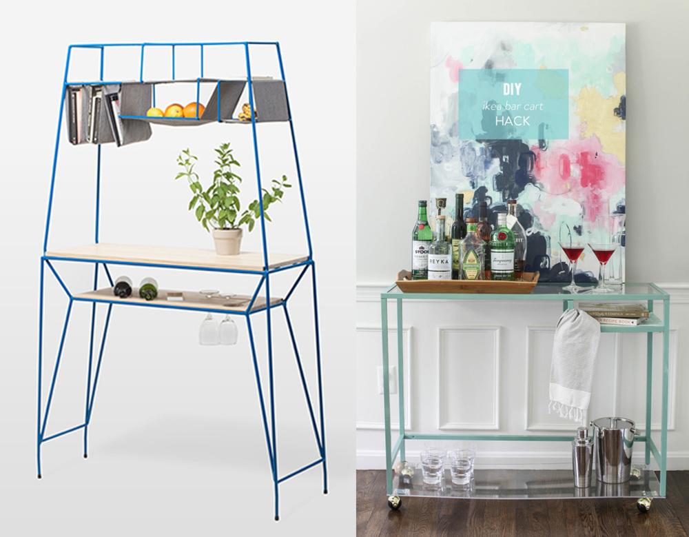Limbo Producto Fresco - small desk Vittsjo IKEA
