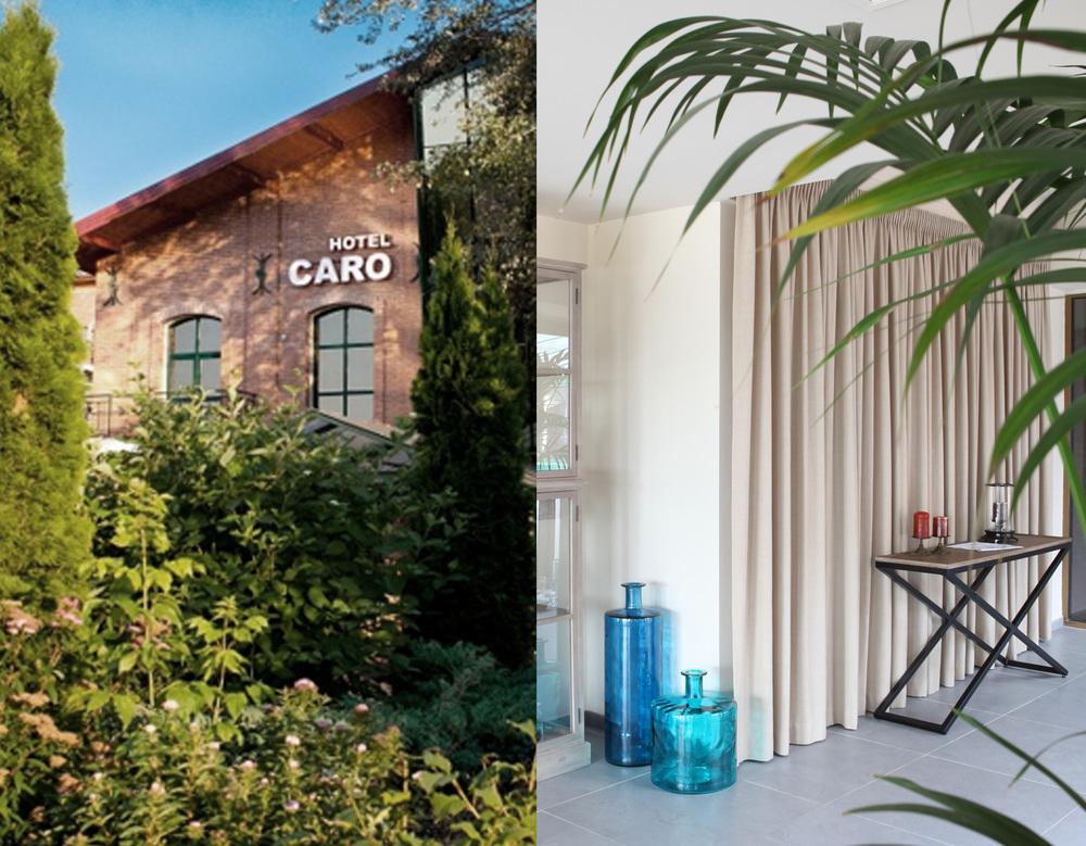 Hotel Caro - entrance of La Vitrine - picture Sorin Iacob for Casa Lux