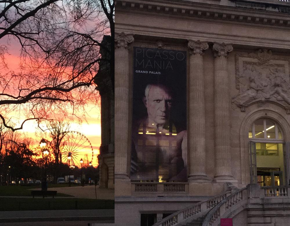 Picasso Mania  at Grand Palais