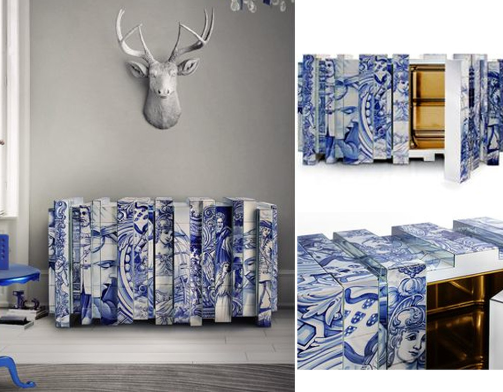 Heritage sideboards  Boca do Lobo
