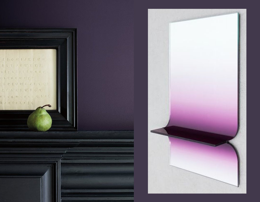 image Benjamin Moore - mirror Shaping Colors Germans Ermičs