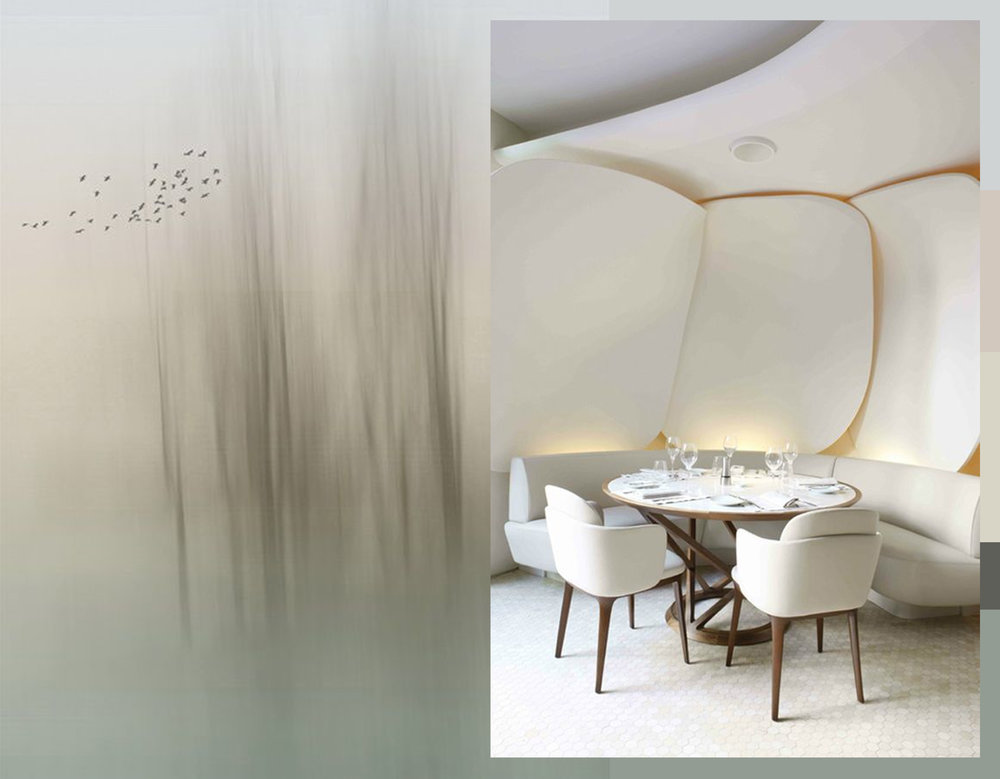 Breeze of Winter via   Fotoblur   - restaurant in Mandarin Oriental hotel via  DPages