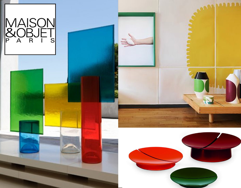 Maison & Objet  - Designer of the year  Pierre Charpin