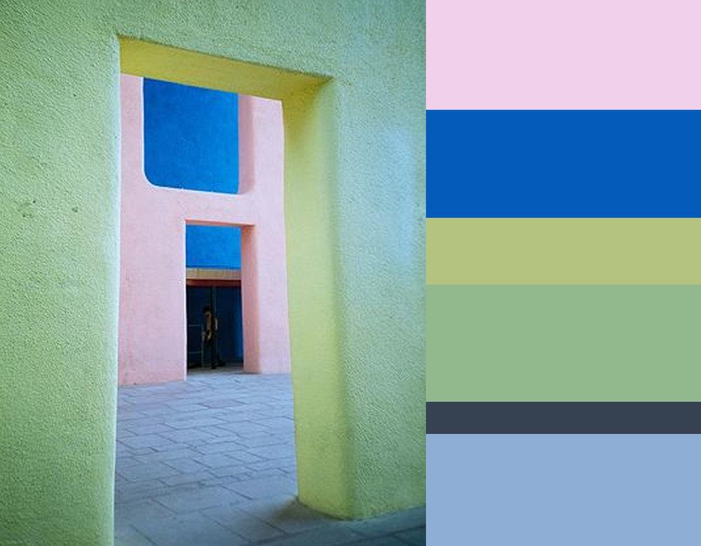 Le Corbusier India via Flickr