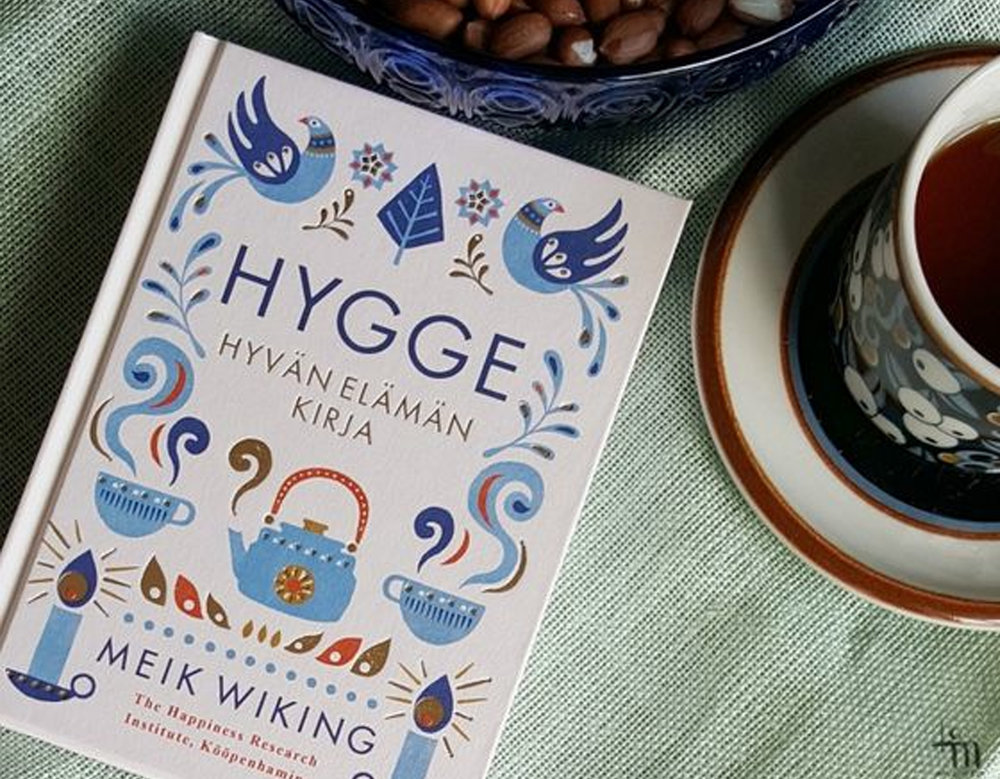 Hygge  - Meik Wiking image via  Lady of the Mess