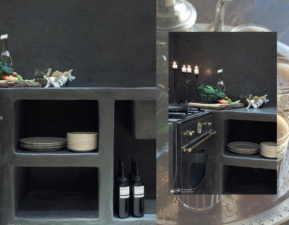 kitchen via Tierrafino