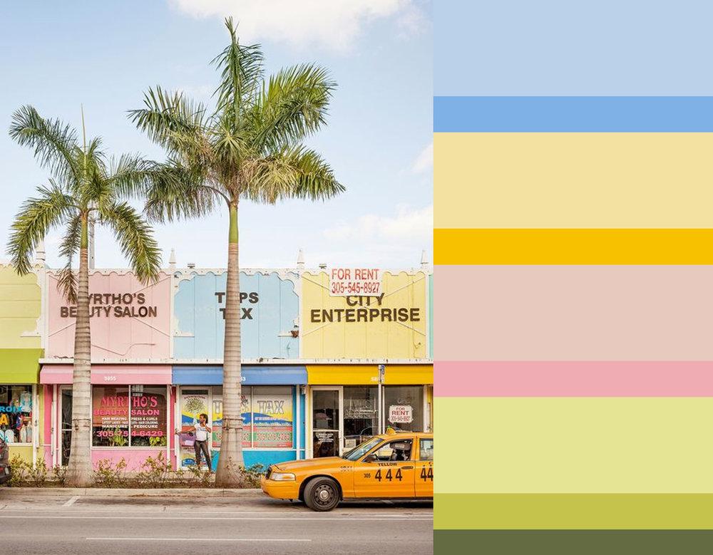 spring palette