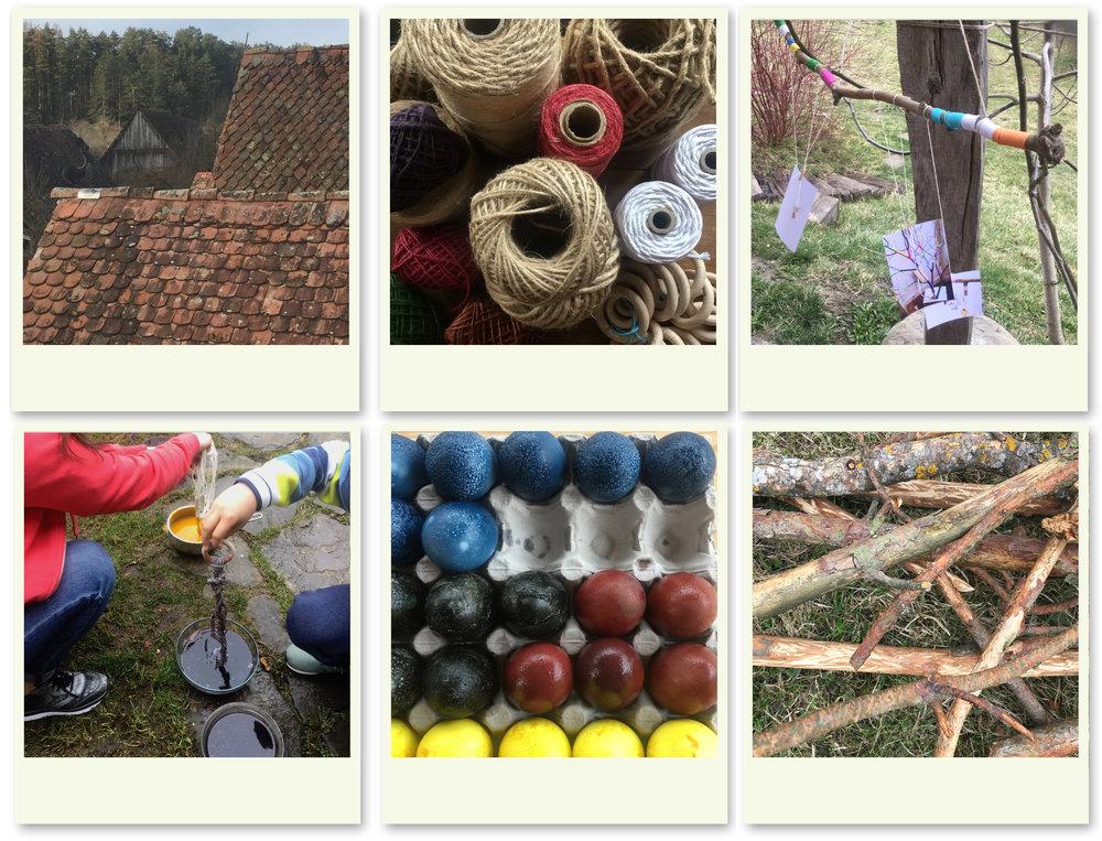 snapshots hygge weekend in Viscri