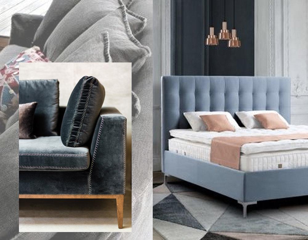 sofa  Marie's Corner  - bed and mattresses  Treca