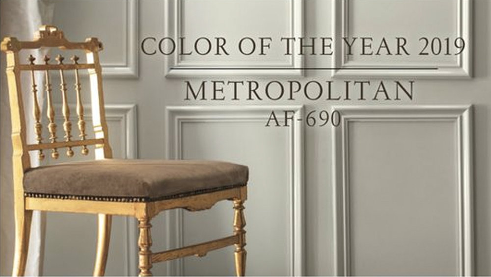 Benjamin Moore  - color of the year