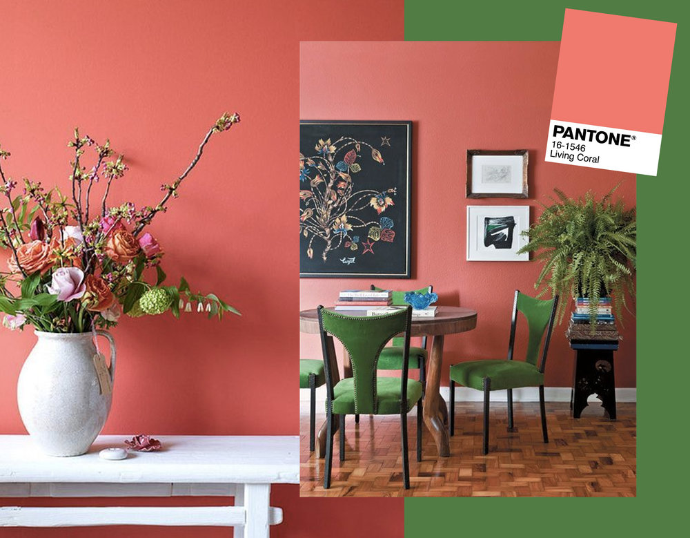image with flowers via  South Shore Decorating Blog  - dining room via  Bloglovin'