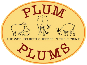 plum plums cheese