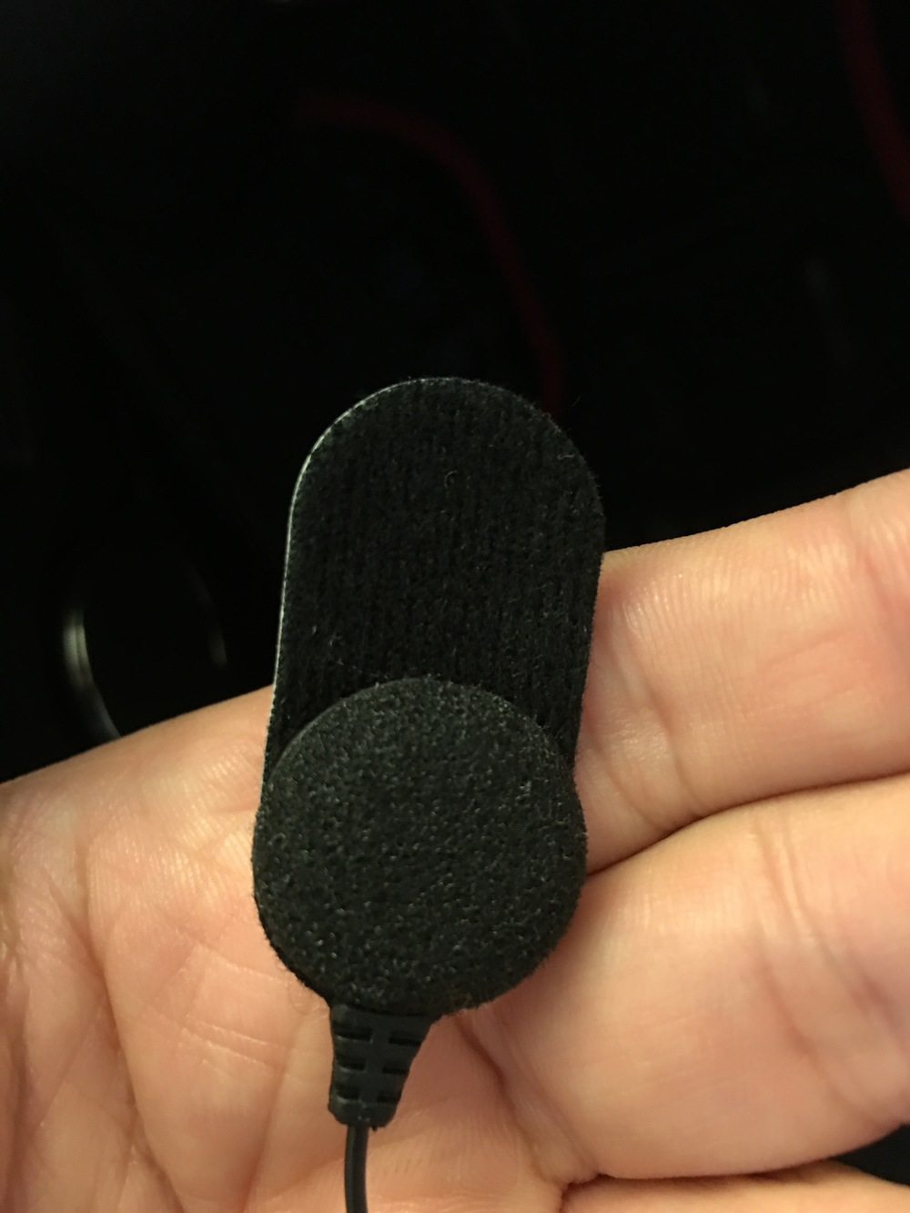 cut to size of mic