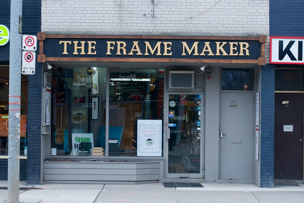 The Frame Maker — GOODHOOD