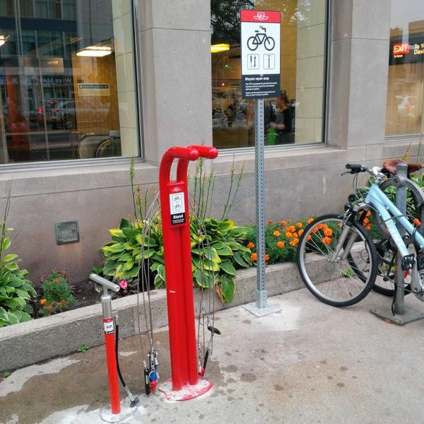 TTC bike repair