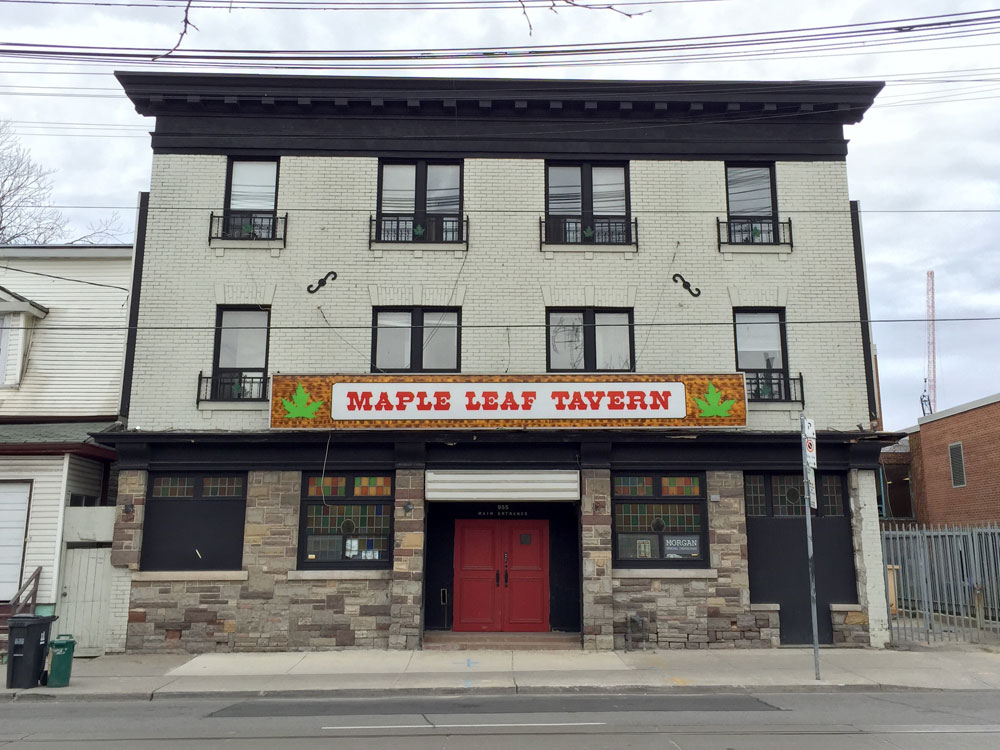 ... to know about the revitalization of the Maple Leaf Tavern — GOODHOOD
