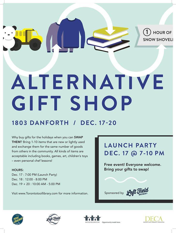 Alternative Gift Shop