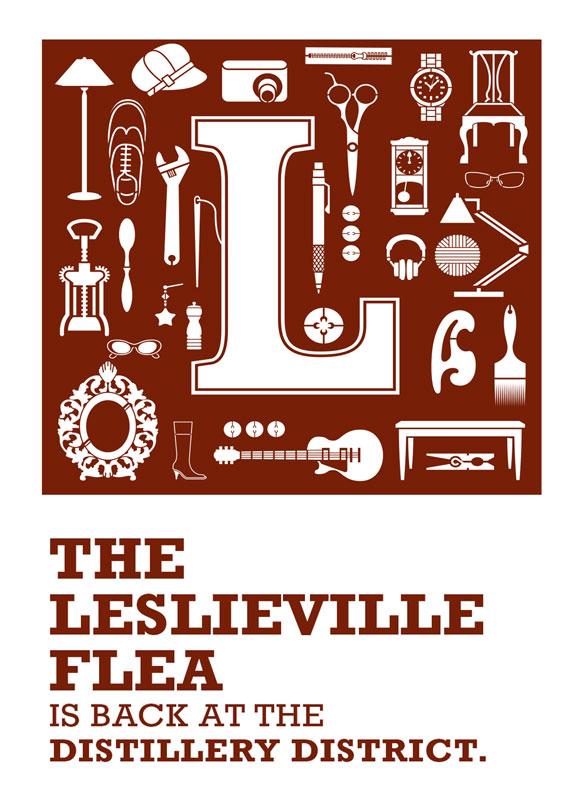 Leslieville Flea Distillery