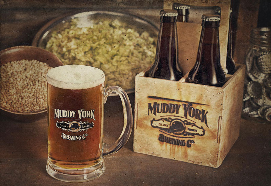 Photo: Muddy York