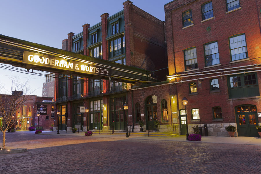 Photo:  Distillery