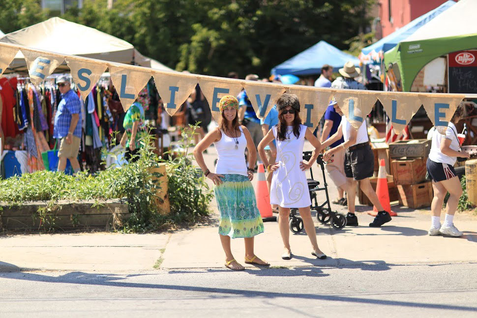 Photo: The Leslieville Flea