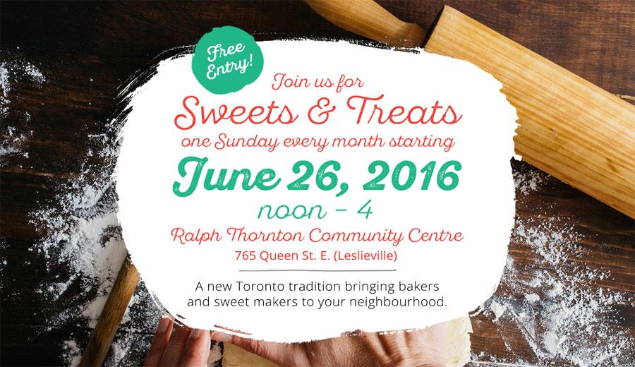 Toronto Bakers Market