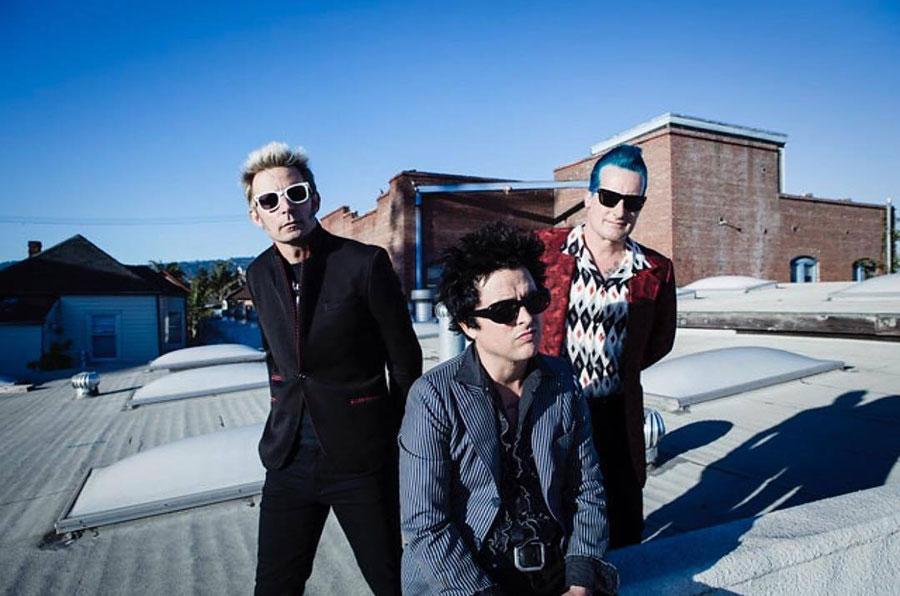 Photo courtesy: Green Day