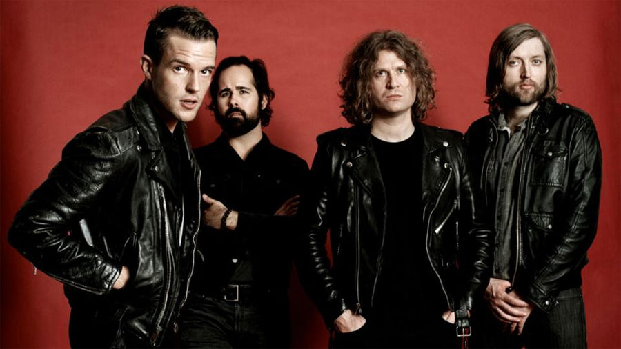 Photo: The Killers