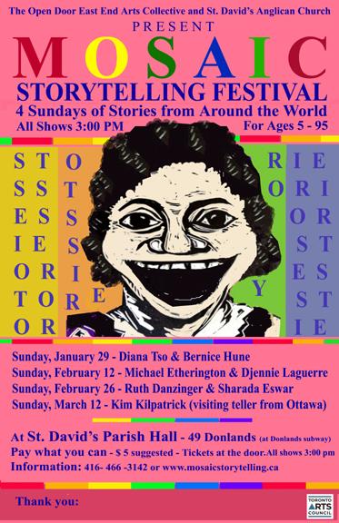 Mosaic Storytelling Festival