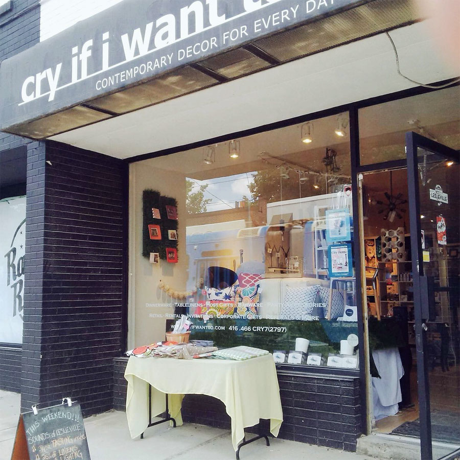 Photo:  Cry If I Want To