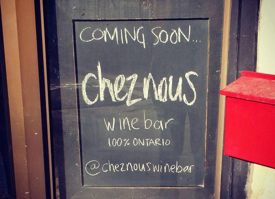 Photo:  Chez Nous