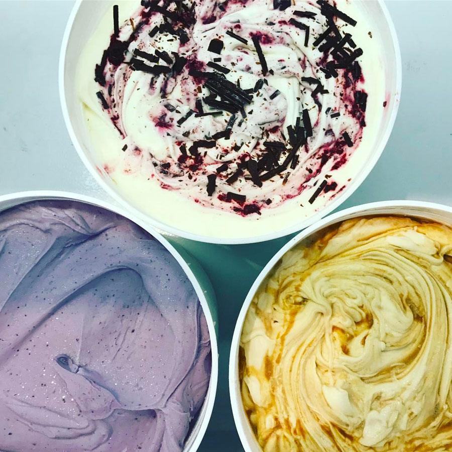 Photo: Brett's Ice Cream