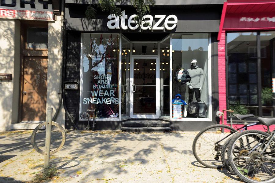 Photo:  Ateaze