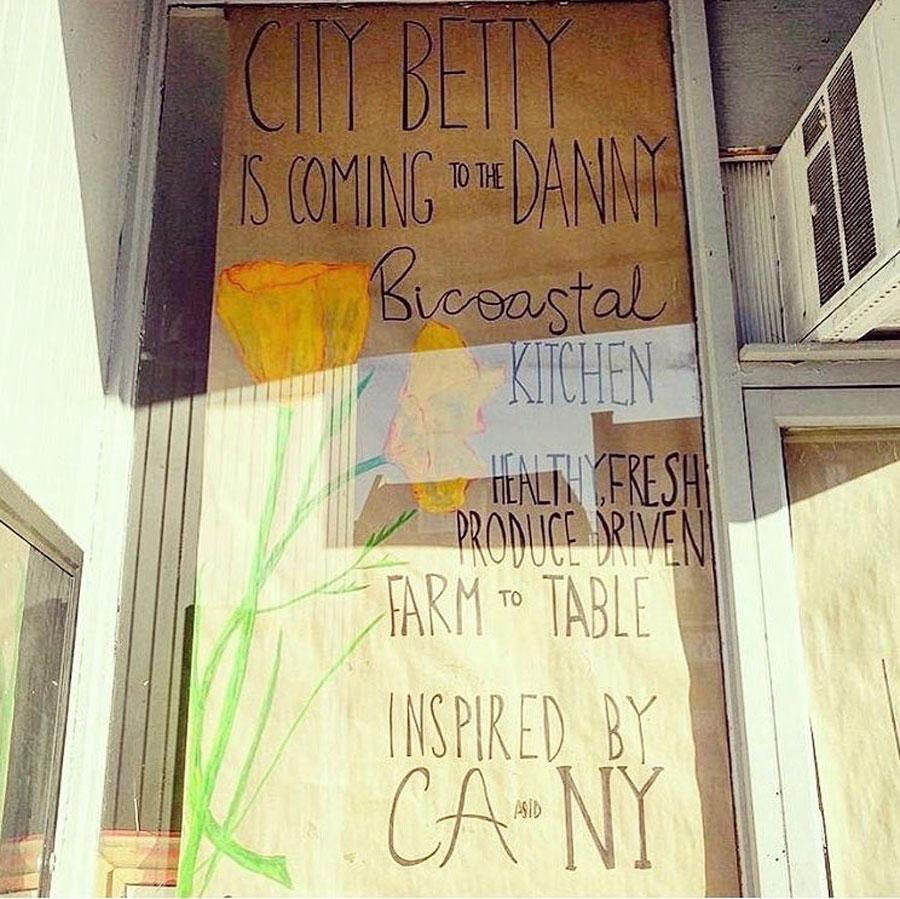 Photo:  City Betty