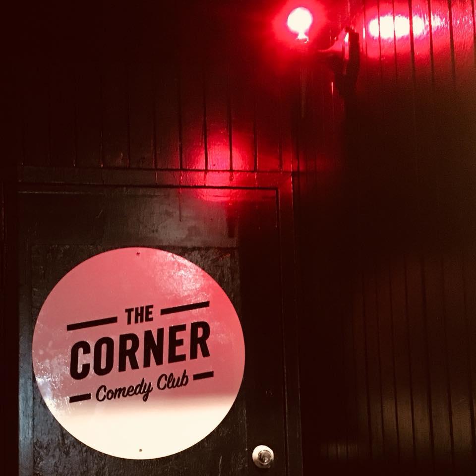 Photo:  The Corner Comedy Club