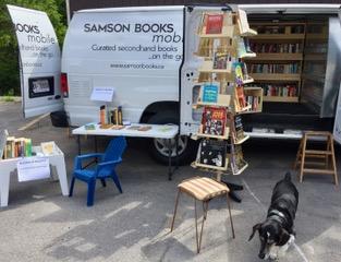 Photos:  Samson Books and Vintage