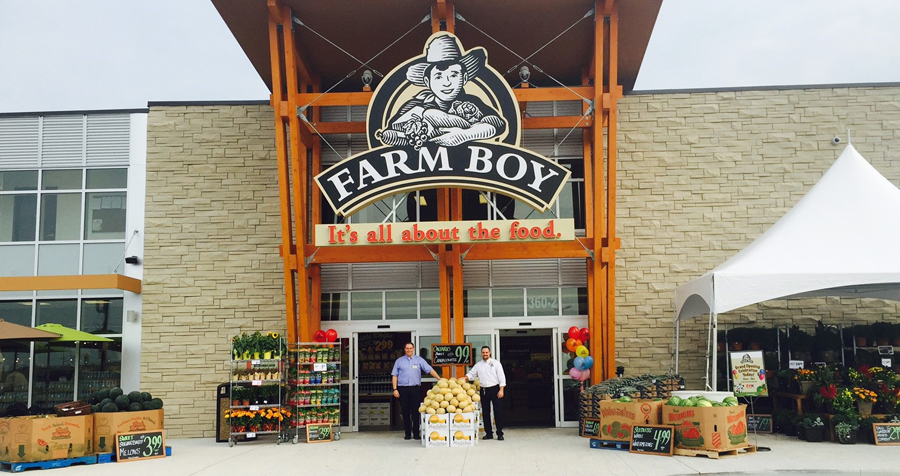 Photo:  Farm Boy