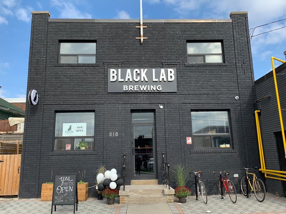 Photo:  Black Lab Brewing
