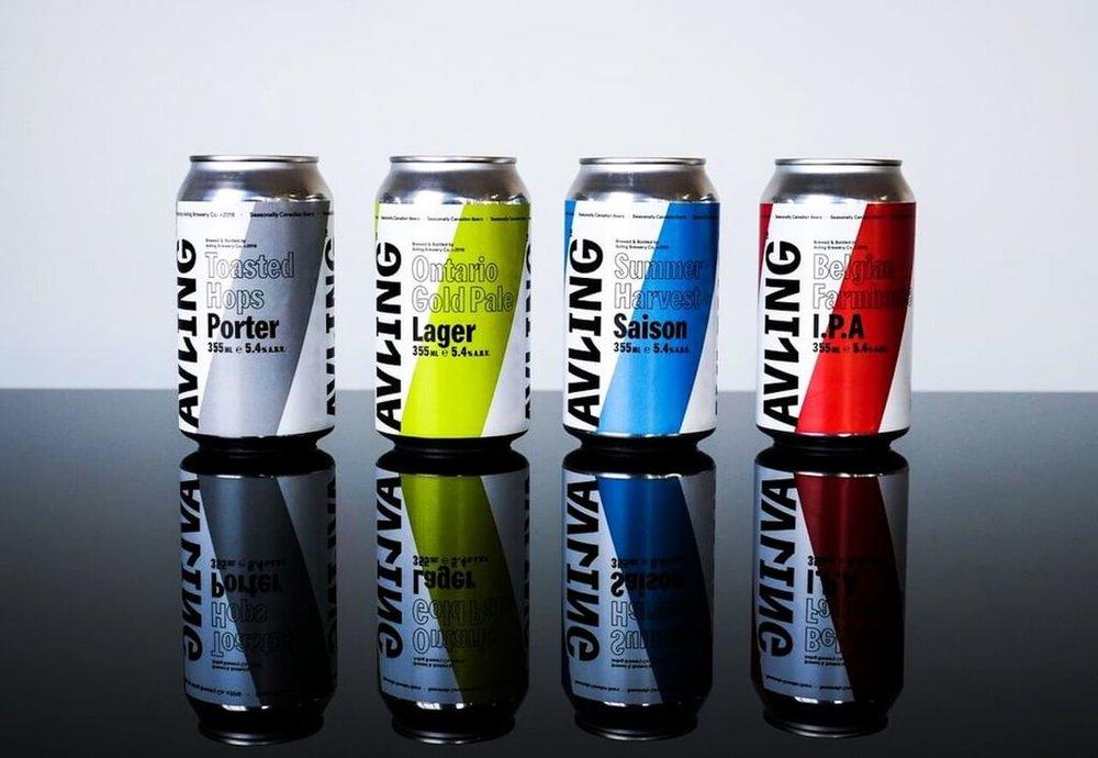 Photo:  Avling Brewery