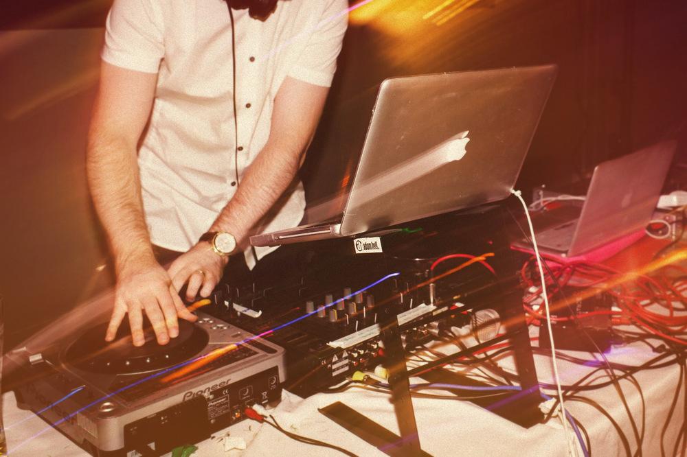 Professional DJs