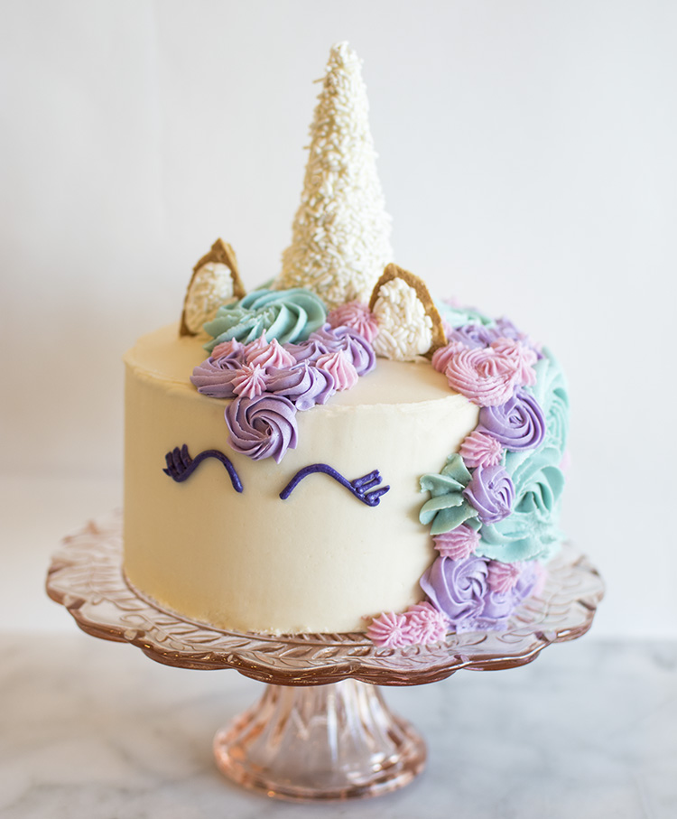 Unicorn Cake Colorkitchen