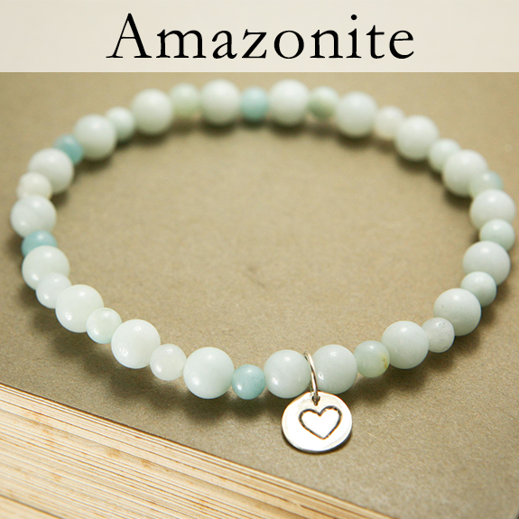 Amazonite is a gemstone that brings an enjoyable energy, heightening creativity and stimulating more effective communication. It is an excellent stone for use in meditation and healing.