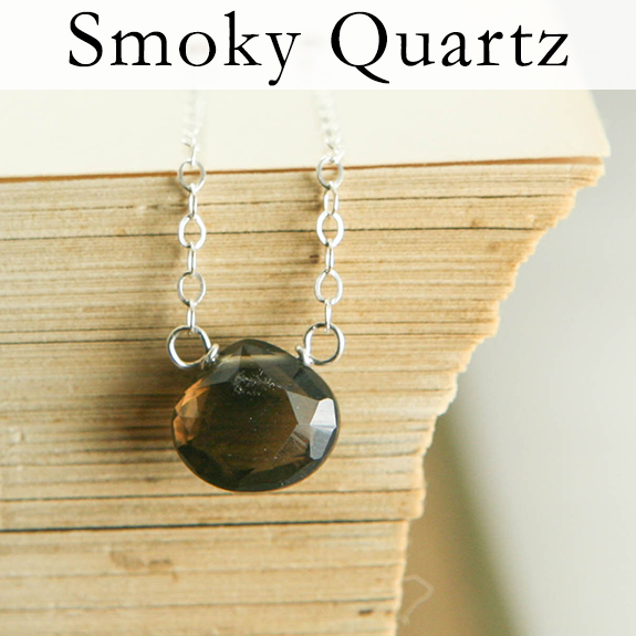 """Smoky topaz"". Calming, purifying, cleansing, healing, detox, peace, meditation, grounding, protection."