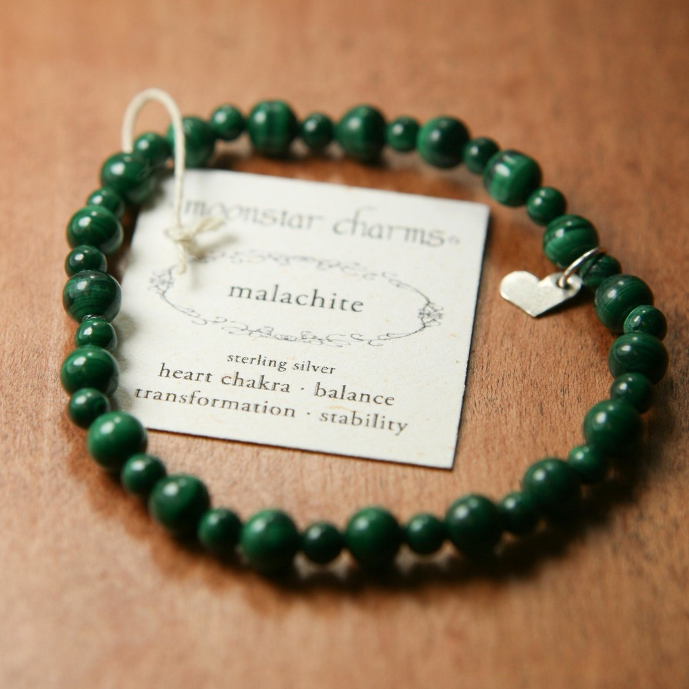 stretch bracelet_malachite heart-3.jpg