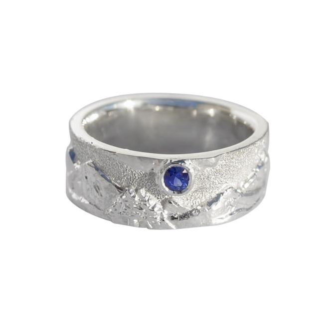 #waylonrhoadsjewelry #mountainrings #landscaperings #weddingrings #mountainjewelry #landscapejewelry #allrhoadsleadtolove