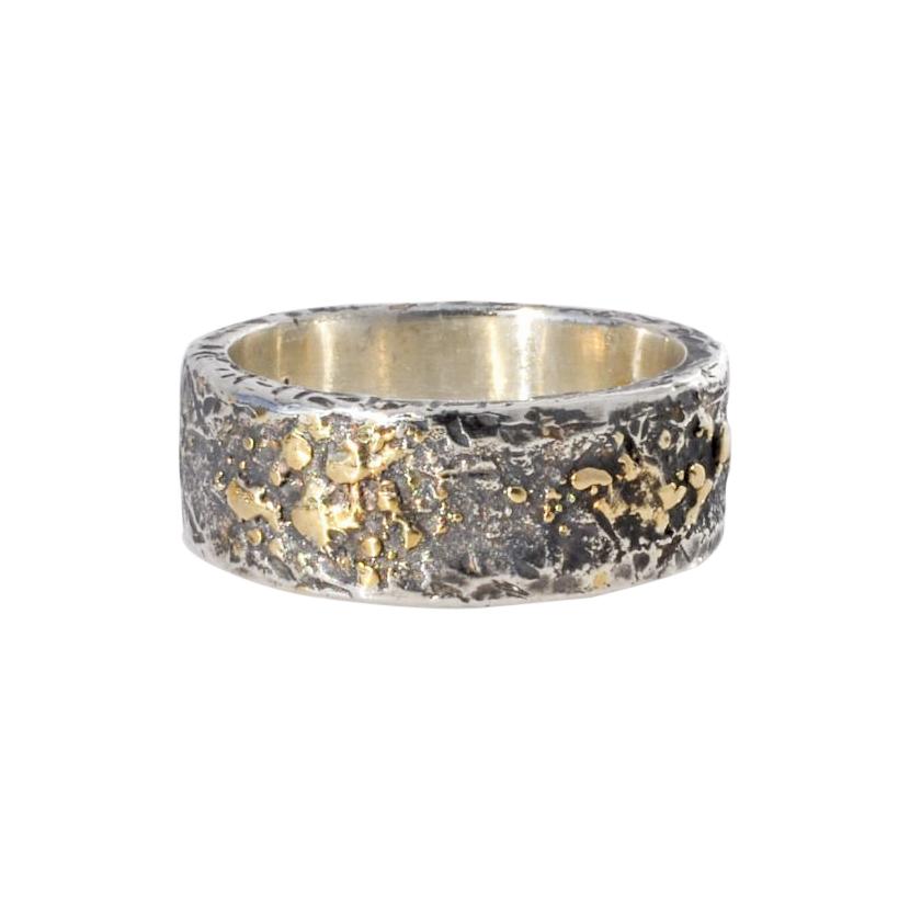 18k Gold Fusion Ring