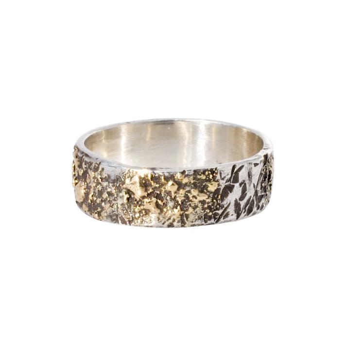 #waylonrhoadsjewelry #allrhoadsleadtolove #goldfusion #customjewelry #Sterlingsilver #18kgold #goldsmith #finejewelry #custommade #jewelry #silverandgold #handmade